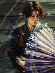 Sakiyama Tsubasa by Glandal