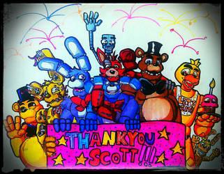 Thank You Scott!!! by animedragon12000