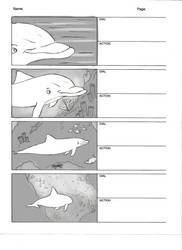 Dolphin Storyboards #2 by Urzu6