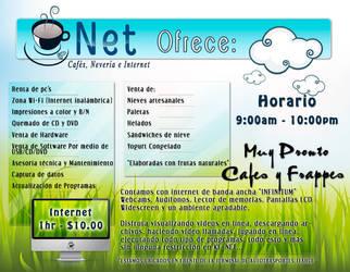 Cartel Cafe Net by katsy12
