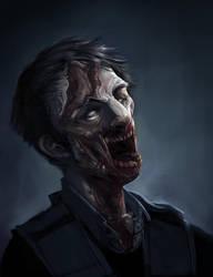 Zombie by ssandulak