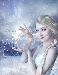 Frozen by CeliliaWonder