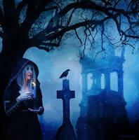 Mystic Night by CeliliaWonder