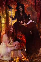 Magic Spell by CeliliaWonder