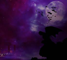 Batwoman by CeliliaWonder
