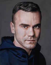 Portrait of Igor Akinfeev by Lizapoly