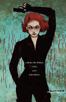 Black Widow by TheHauntedBoy