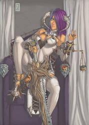 Justice Card MK II Final by Savion