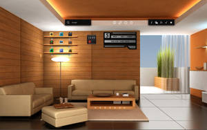 march-02-2012 : my current living room desktop by rvc-2011