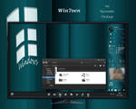 Win7ven - My November Desktop by rvc-2011