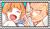 Kill La Kill Stamp: IraMako by wow1076