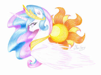 Princess of the Sun by SkyAircobra