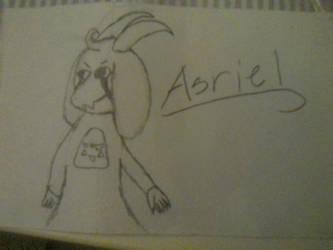 Asriel  by LuigiFavor
