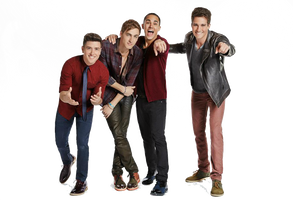 Big Time Rush PNG 2013 #2 by TheBigTimeGaby