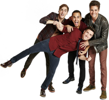 Big Time Rush PNG 2013 #3 by TheBigTimeGaby