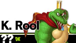 King K. Rool (Super Smash Bros. Ultimate) by LivingDeadSuperstar