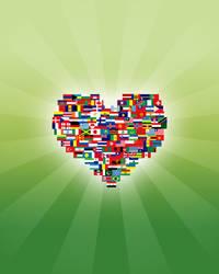 Worldwide Love by coy-dreamer