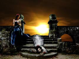 Dark is My Demeanour by Mtw5216