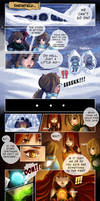 fire dragoon comic by lydia kencana by dottypurrs