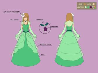 Princess by lydia kencana by dottypurrs