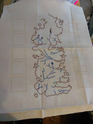 Map of westeros wip by dottypurrs