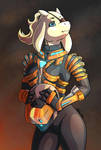 Alpha - Commission by Takashidaimao