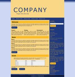 Corporate Template by BogdanPantea