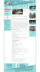 Harta Deltei Hotel Description Page Template by BogdanPantea