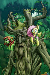 Tree, I am no Tree by Prism-S