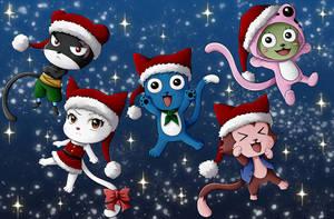 Merry Christmas 2014 by CelestialRayna
