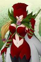 Rosemon by CelestialRayna