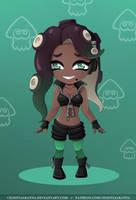Marina by CelestialRayna