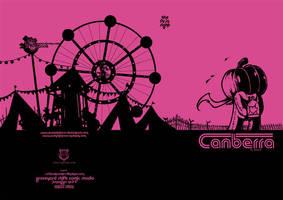 Canberra: the first sight by pumpkinbear