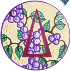 Dionysus Symbol by tacoboy101