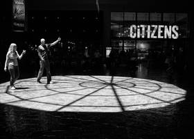 Two Citizens by PatrickMonnier
