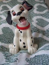 101 Dalmation Bank by OffThePage13