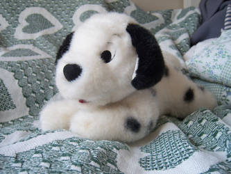 101 Dalmation Jewel Plush by OffThePage13