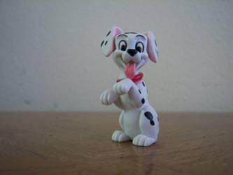 101 Dalmation Pup Beg by OffThePage13
