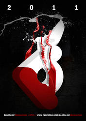 Bloodline Teaser 2011 by peejaygraphics