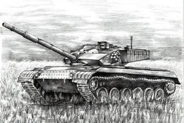 Type 96 by Ikarus-001