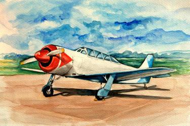 Yak C11 by Ikarus-001