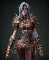 Elf by NikitaNV