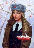 Winter-87 by NikitaNV