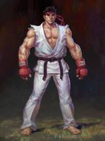 Ryu by NikitaNV