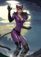 Catwoman by NikitaNV