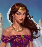 Princess by NikitaNV