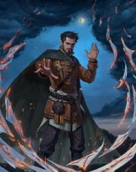 Wizard by NikitaNV