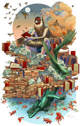 Summer readings by xabiersagasta
