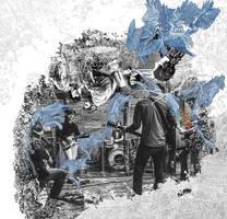 The Lenoir Gang by xabiersagasta