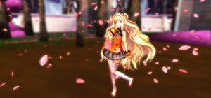 SeeU no Sakura by Kurai-Kogami24